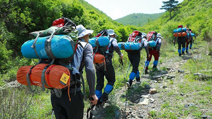 三夫团建-登山旅游