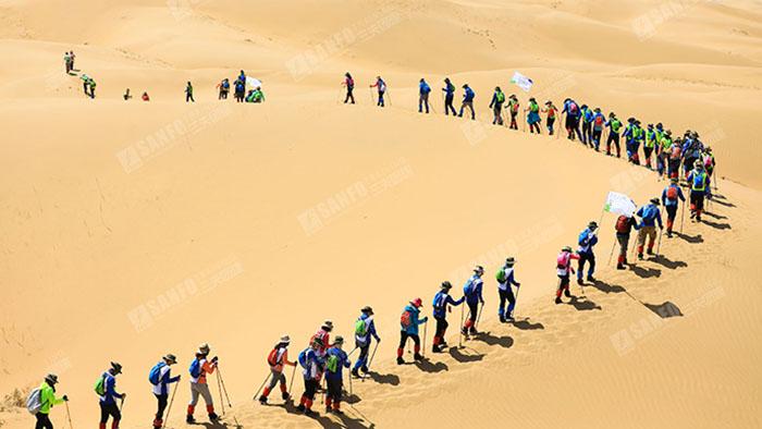 三夫团建-沙漠远征