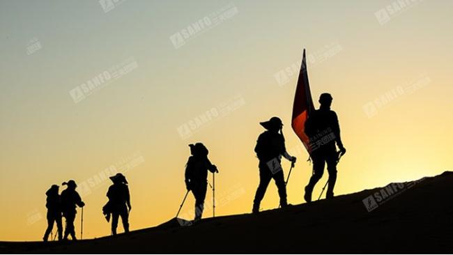 三夫团建-戈壁徒步