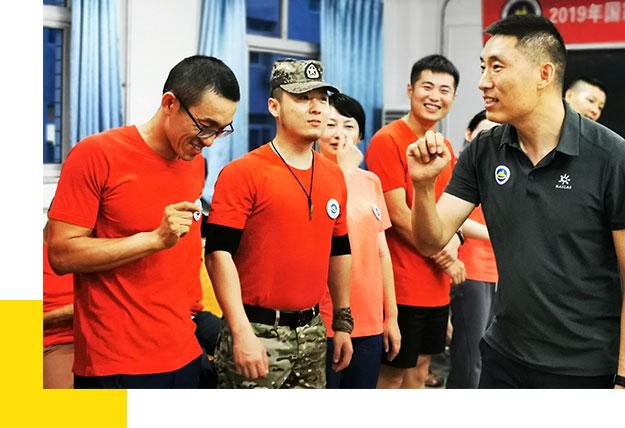 领队培训-·-理论考核-·-实践考核