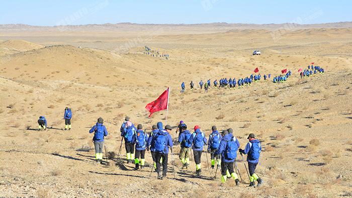 三夫团建-戈壁远征