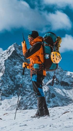 三夫团建-雪山活动视频