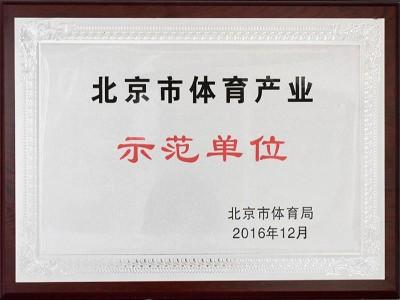 三夫团建-北京市体育产业示范单位