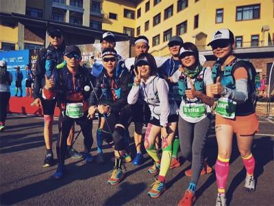 三夫团建-团队跑步活动